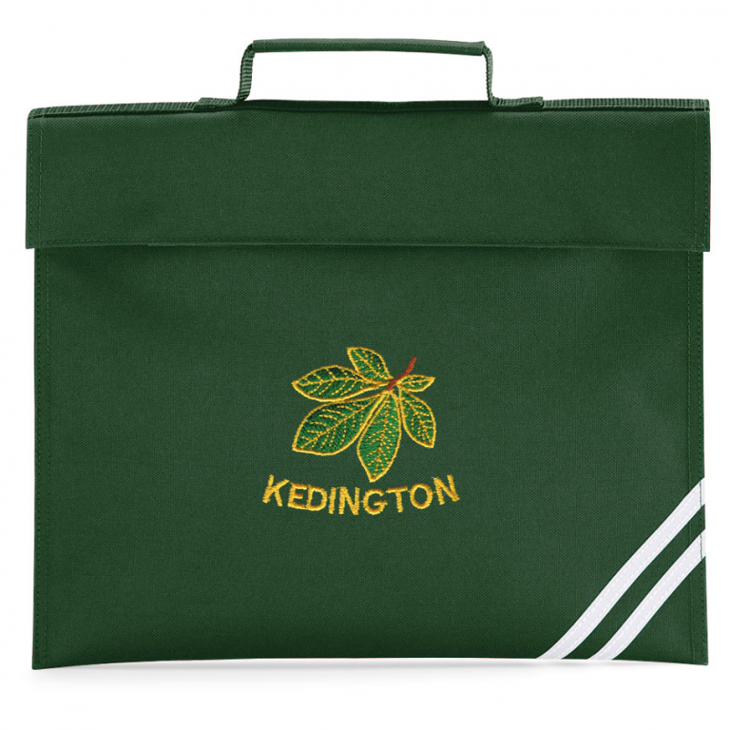 Kedington Primary Book Bag – Corporate Tiger b1e6d5f19415c