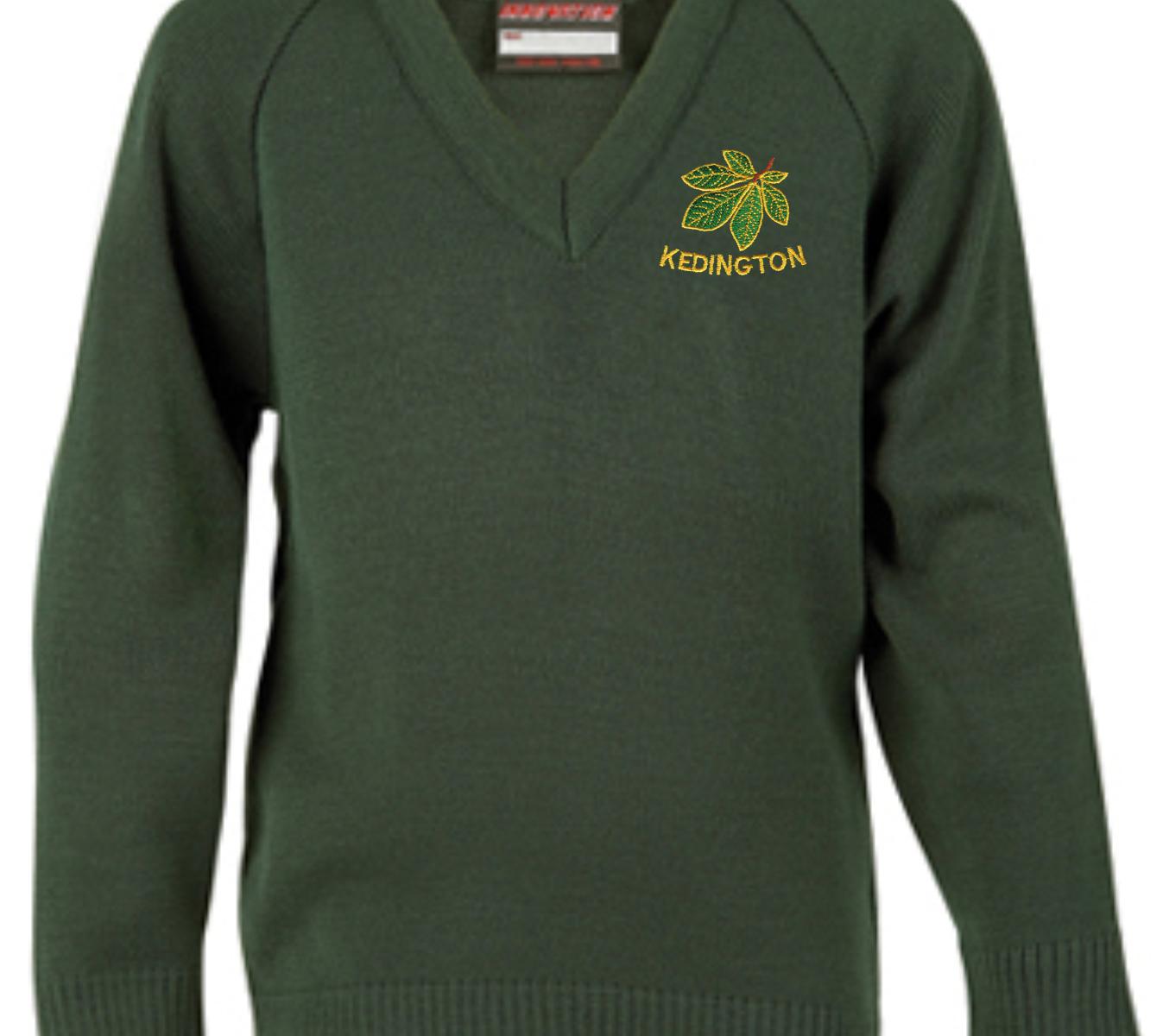 Home   School Uniform   Kedington   Kedington Knitted V-Neck Jumper 33fbd0d95d89d